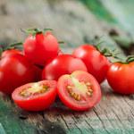 Przecieramy pomidory