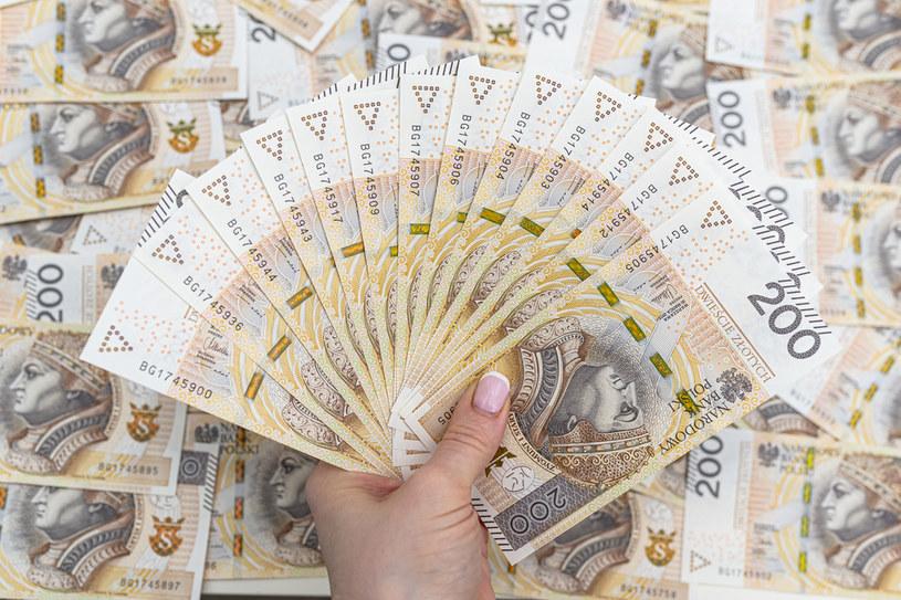Przeciętne wynagrodzenie w gospodarce narodowej w I kwartale 2021 było o 4,1 proc. wyższe niż w IV kwartale 2020 roku /123RF/PICSEL