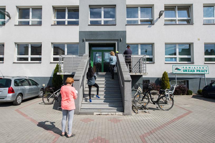 Przeciętny czas poszukiwania pracy w pierwszym kwartale br. wynosił 7,4 miesiąca /Daniel Dmitriew /Agencja FORUM