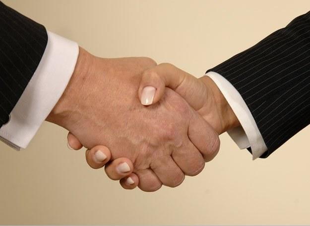 Przeciętny człowiek uściśnie dłoń drugiej osoby aż 15 tysięcy razy /© Panthermedia