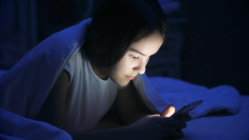 Przeciętny nastolatek spędza w internecie ponad 4 godziny dziennie /123RF/PICSEL