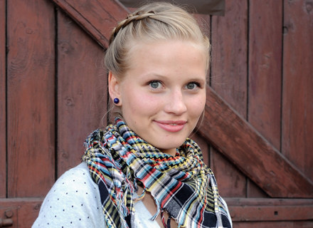 Przed Asią (Natalia Rybicka) kilka trudnych decyzji / fot. Andras Szilagyi /MWMedia