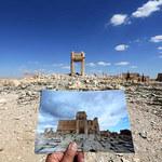 Przed i po atakach ISIS. Wstrząsające zdjęcia
