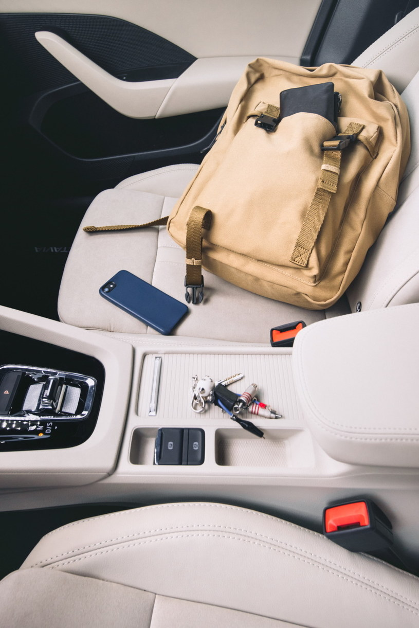 Przed każdą podróżą warto upewnić się, że we wnętrzu pojazdu nie znajdują się żadne niezabezpieczone przedmioty /materiały prasowe