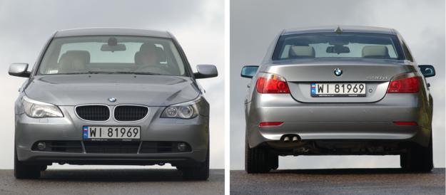PRZED LIFTINGIEM Ogólny zarys auta nie uległ zmianie do końca produkcji. /Motor