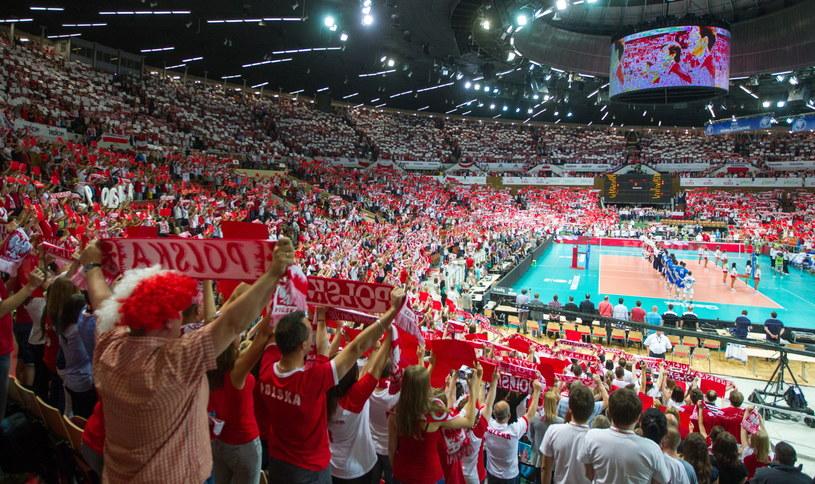 Przed meczem Polska - Włochy w Lidze Światowej /PAP
