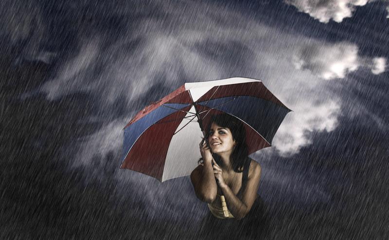 Przed nami deszczowy weekend... /© Panthermedia