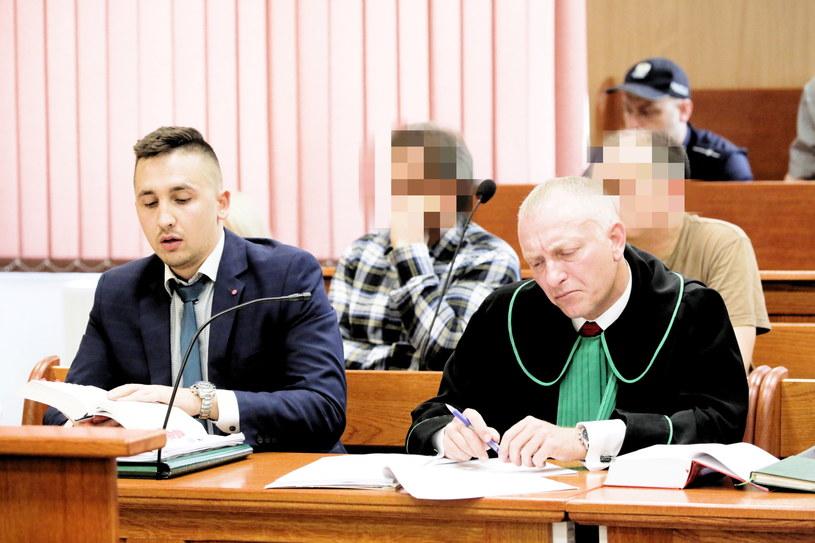 Przed olsztyńskim sądem ruszył proces Wojciecha K. oskarżonego m.in. o czynienie przygotowań do zamachu na konstytucyjne organy Rzeczypospolitej Polskiej /Tomasz Waszczuk /PAP