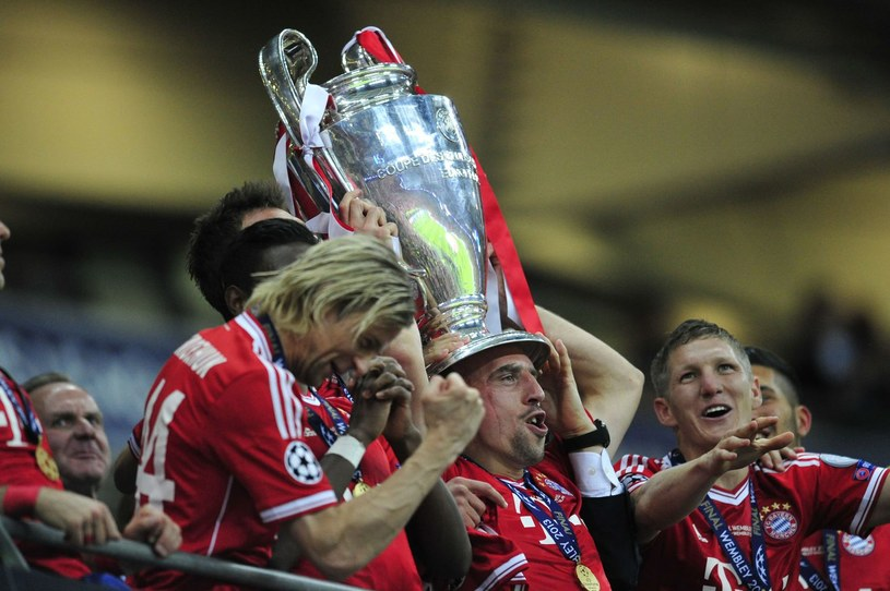Przed rokiem trofeum wywalczyli piłkarze Bayernu Monachium /AFP