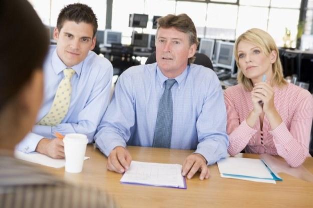 Przed rozmową kwalifikacyjną warto przemyśleć wysokość satysfakcjonującego wynagrodzenia /© Panthermedia