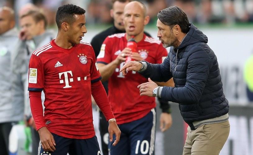Przed trenerem Niko Kovaczem jeszcze sporo pracy, aby Bayern grał tak, jak oczekują tego kibice /PAP/EPA