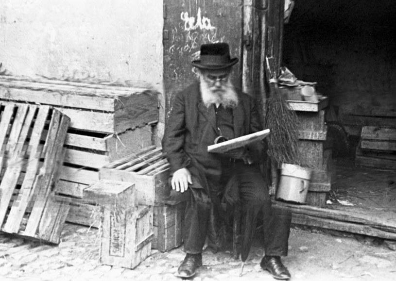 Przed wojną w Krakowie mieszkało około 60 tysięcy polskich Żydów /Z archiwum Narodowego Archiwum Cyfrowego