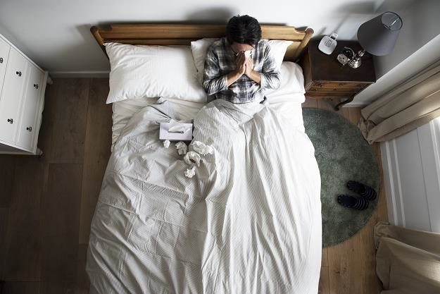 Przed zakupem mieszkania warto je sprawdzić pod kątem alergenów /©123RF/PICSEL