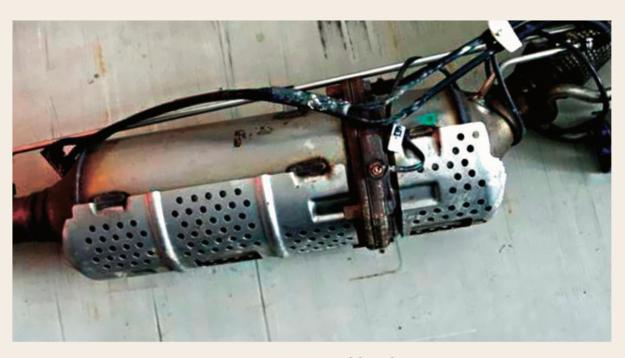 Przed zakupem upewnij się, czy auto wyposażone jest w filtr cząstek stałych. /Motor