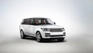 Przedłużany Range Rover