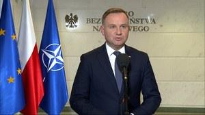 Przedłużenie stanu wyjątkowego. Decyzja prezydenta Andrzeja Dudy
