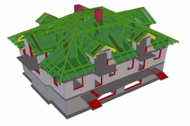 Przedmiar stanu surowego domku jednorodzinnego /materiały prasowe