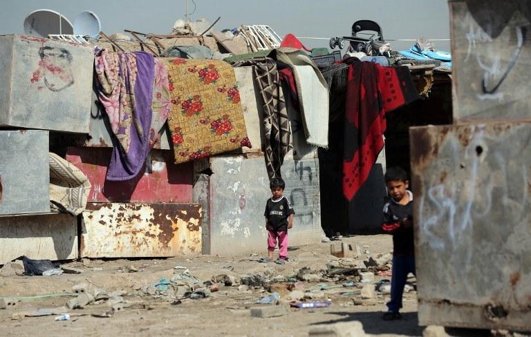 Przedmieścia Baghdadu /AHMAD AL-RUBAYE / AFP /AFP