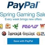 Przedostatni tydzień PayPal Gaming Sale – skorzystaj z najlepszych zniżek i promocji dla graczy