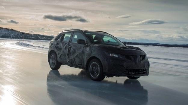 Przedprodukcyjne egzemplarze przechodziły testy w różnych warunkach klimatycznych. /Nissan