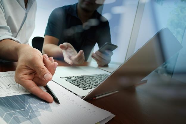 Przedsiębiorcy nie korzystają z należnego im wsparcia na B+R (zdj. ilustracyjne) /©123RF/PICSEL
