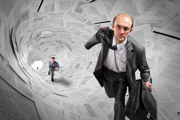 Przedsiębiorcy porzucają własny biznes i wracają do pracy na umowę /©123RF/PICSEL