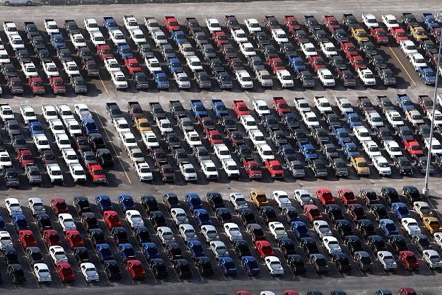 Przedsiębiorcy przyglądają się kosztom służbowych samochodów ze szczególną uwagą /AFP