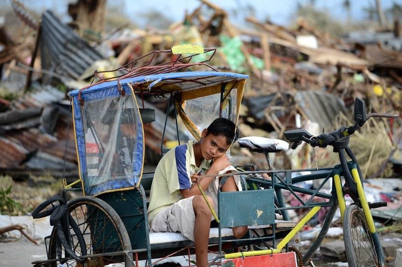 Przedstawiciel Filipin zaznaczał, że nie zależy im na współczuciu, a na działaniach /PAP/EPA