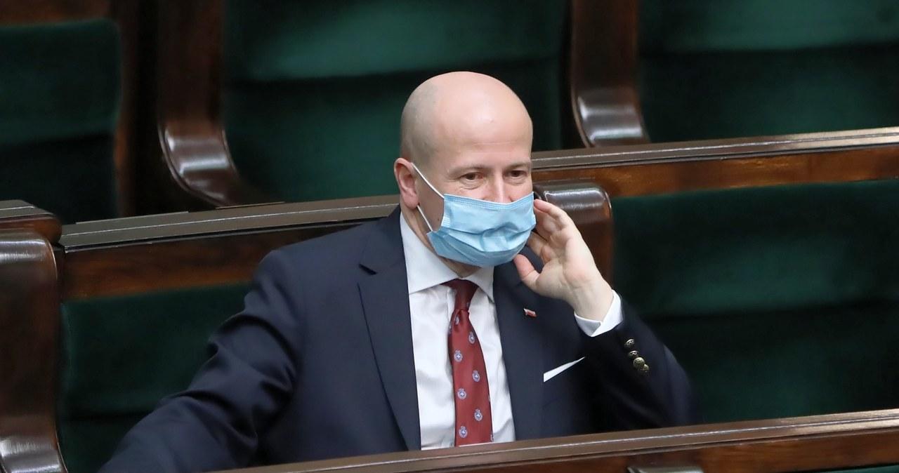 Przedstawiciele większości senackiej: Wróblewski nie przejdzie w Senacie