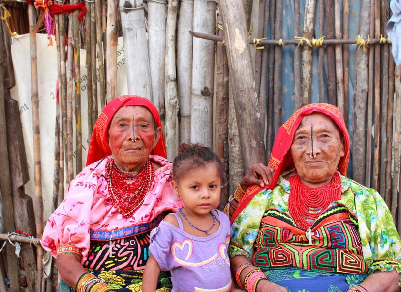 Przedstawicielki plemienia Kuna /123RF/PICSEL