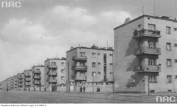 Osiedle im. Józefa Montwiłła-Mireckiego w Łodzi