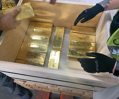 Przedwojenna wiara w złoto