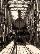 Przedwojenne koleje
