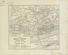 Przedwojenne mapy polskich miast