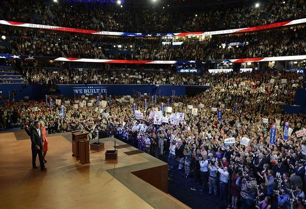 Przedwyborcza konwencja Partii Republikańskiej /PAP/EPA