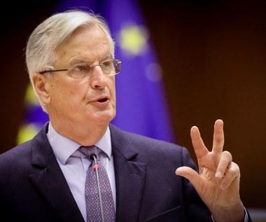 Przedyskutować funkcjonowanie strefy Schengen - Barnier