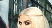 Przefarbowała włosy? I to w siódmym miesiącu ciąży?