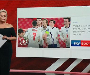 Przegląd mediów społecznościowych po środowych meczach eliminacji MŚ 2022 (POLSAT SPORT). Wideo