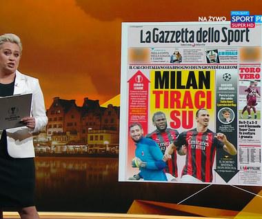 Przegląd mediów społecznościowych przed 1/4 finału Ligi Mistrzów i rozgrywkami Ligi Europy (POLSAT SPORT). Wideo