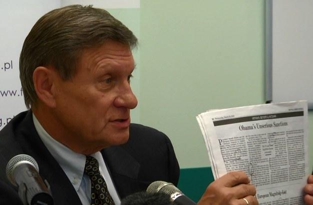 Przegląd prasy Leszka Balcerowicza /INTERIA.PL