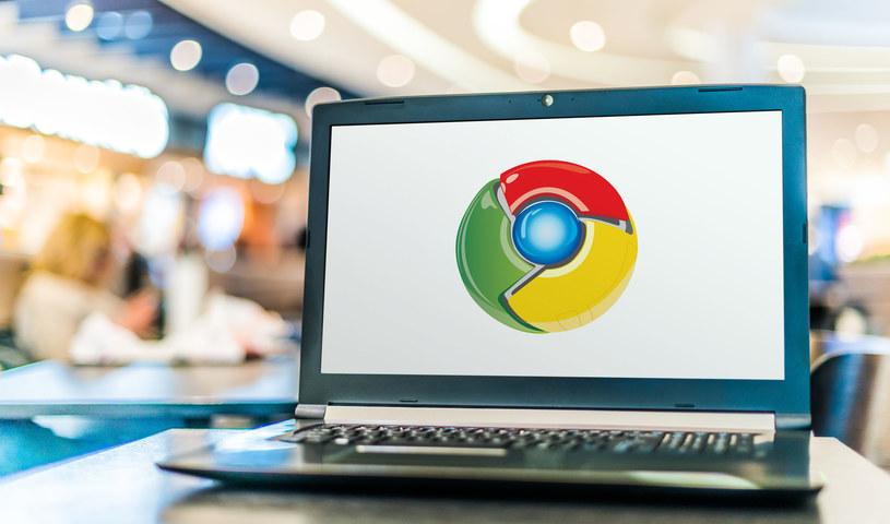 Przeglądarka Chrome to najpopularniejsza przeglądarka w Polsce /123RF/PICSEL