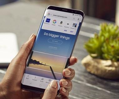 Przeglądarka Samsunga teraz dla wszystkich smartfonów z Androidem