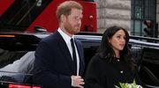 Przejęci Harry i Meghan z wizytą w ambasadzie Nowej Zelandii