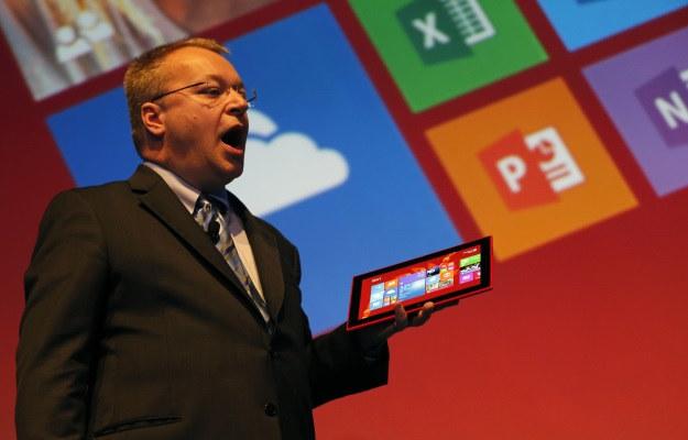Przejęcie Nokii przez Microsoft jeszcze nie jest przesądzone /AFP