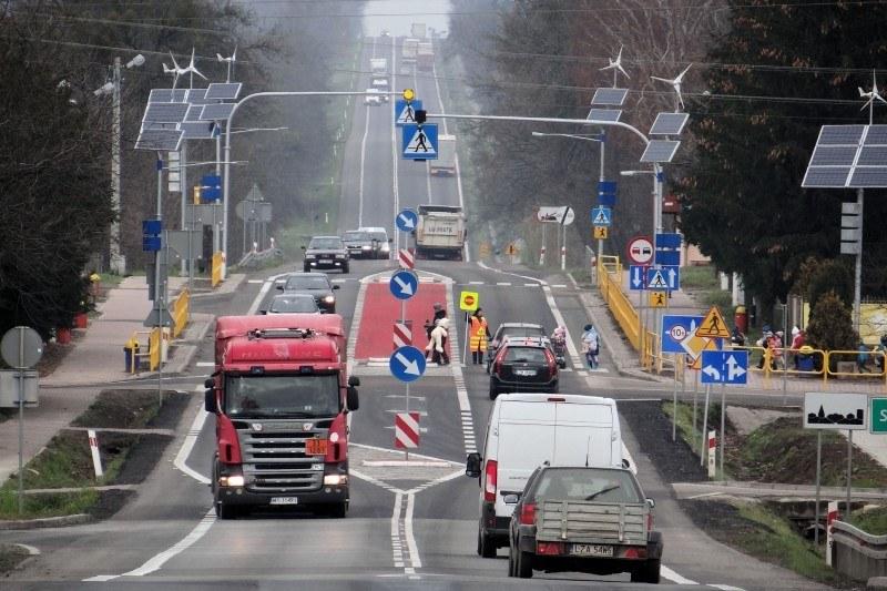 Przejścia dla pieszych są niebezpieczne /GDDKiA