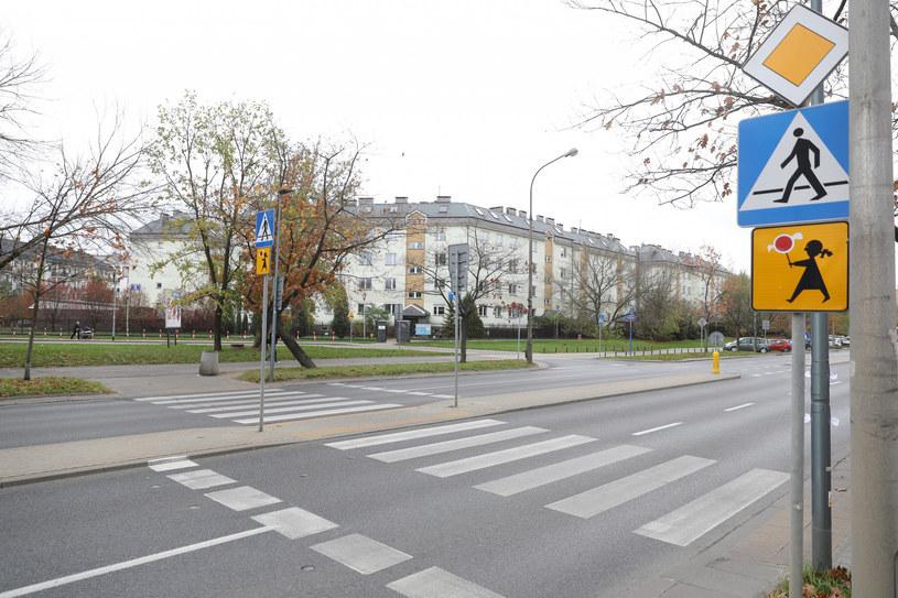 Przejście dla pieszych; zdj. ilustracyjne /Piotr Molecki /East News