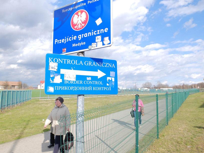 Przejście graniczne Medyka, zdj. ilustracyjne /Kamil Krukiewicz /Reporter
