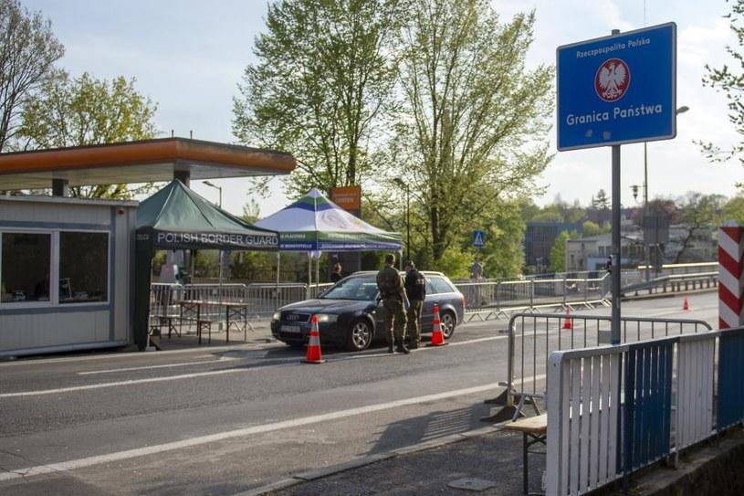 Przejście graniczne pomiędzy Zgorzelcem a Goerlitz /Natalia Dobryszycka /Agencja SE/East News