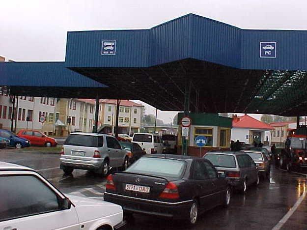 Przejście graniczne w Bobrownikach /RMF