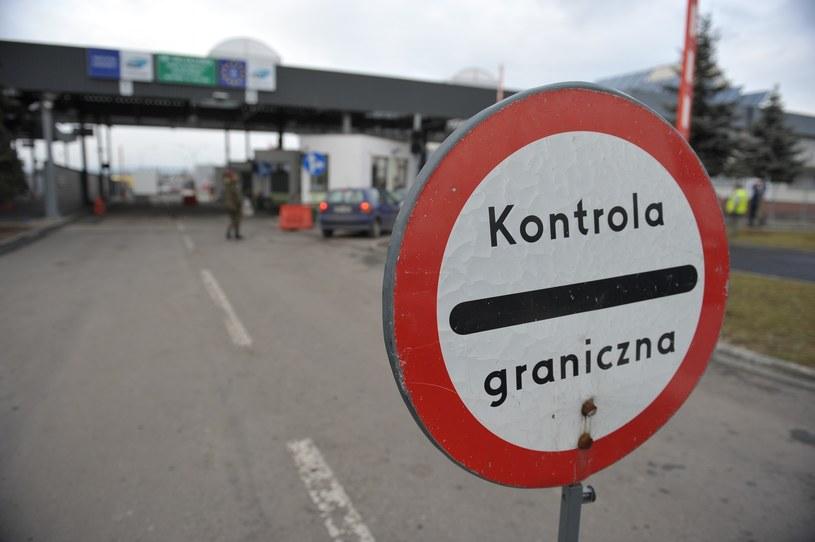 Przejście graniczne w Medyce, zdj. ilustracyjne /Łukasz Solski /East News